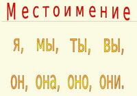 пословицы с местоимениями